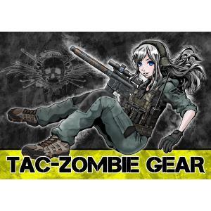 TAC-ZombieGearオリジナルステッカー|tac-zombiegear