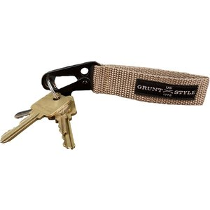USA品 TACTICAL KEY CHAIN - COYOTE  キーチェーン|tac-zombiegear