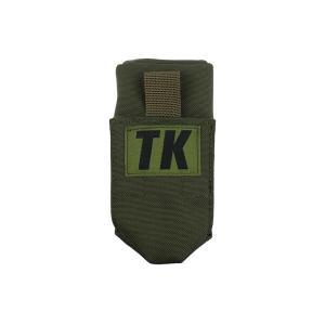 TKポーチ TWINFALCONS製 / レンジャーグリーン|tac-zombiegear