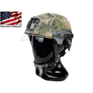 TMC製TeamWendy EXFIL Bump Helmet用ヘルメット カバー実物生地使用【Multicam