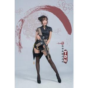 武装娘 戦術 チャイナドレス /Typhon|tac-zombiegear