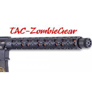 Uncle Sam 12インチハンドガード tac-zombiegear