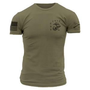 USMCライセンス品  USMC - EST. 1775|tac-zombiegear