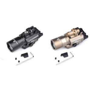 X400U-A-RD(Ultra)タイプLEDフラッシュライトレプリカ|tac-zombiegear