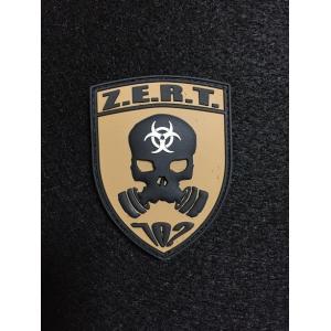 Z.E.R.T. 702 Mini パッチ / Flat Dark Earth (FDE)【ポスト投函商品】|tac-zombiegear