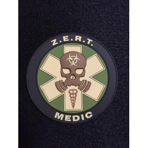 「Z.E.R.T. Medic」パッチ  Multicam【ポスト投函商品】|tac-zombiegear