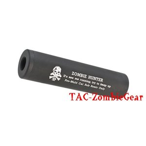 Zombie Hunter モックサイレンサーver1|tac-zombiegear