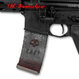 【ポスト投函商品】US NightVision Mag Wraps マグラップ/UNDEAD SERIES Zombie Tomb Stone|tac-zombiegear