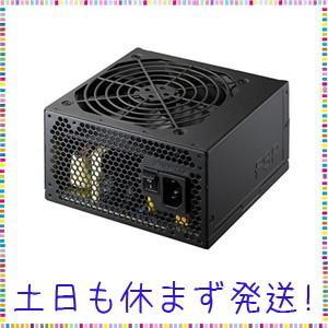 オウルテック 80PLUS SILVER取得 Skylake対応 ATX電源ユニット 3年間交換保証...