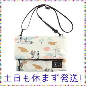 ワールドパーティー(Wpc.) キウ(KiU) サコッシュ ビーチ 17×20.5×4.5cm K8...
