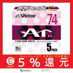 Victor 5MD-74LX MD5本パック|tachibana-store
