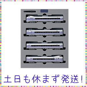 KATO Nゲージ E351系 スーパーあずさ 増結 4両セット 10-359 鉄道模型 電車|tachibana-store