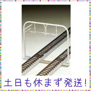 TOMIX Nゲージ 複線架線柱 パイプ型 24本セット 3050 鉄道模型用品|tachibana-store