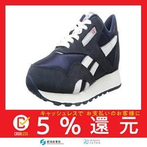 [リーボック] スニーカー CL NYLON チームネイビー/プラチナ (39749) 29 cm|tachibana-store