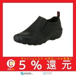 [メレル] ウォーキングシューズ ジャングルモックレザー メンズ Black US 7(25 cm) 2E|tachibana-store