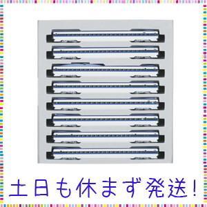 KATO Nゲージ 500系 新幹線 のぞみ 増結 8両セット 10-512 鉄道模型 電車 tachibana-store