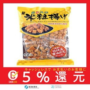 丸彦製菓 米粒揚げ 152g×6袋|tachibana-store