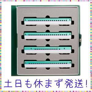 KATO Nゲージ E5系 新幹線 はやぶさ 増結B 4両セット 10-859 鉄道模型 電車 tachibana-store