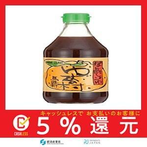 馬路村農業協同組合 ぽん酢醤油ゆずの村 500ml|tachibana-store