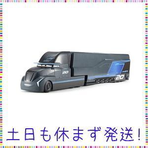 カーズ3 / クロスロード マテル 1:55 ダイキャスト ミニカー レーストラック プレイセット ジャクソン・ストーム 's トランスフォーミング|tachibana-store