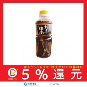 焼きあご入り だし道楽 500ml|tachibana-store