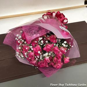 ミニバラ 花束|tachibanaflwershop