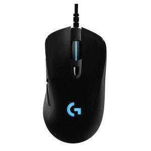 Logicool ロジクール ゲーミングマウス G403h ブラック HERO 16K センサー エルゴノミクス RGB 6個プログラムボタン 国内正規品 2年間メーカー保証|tachibanamarketpro