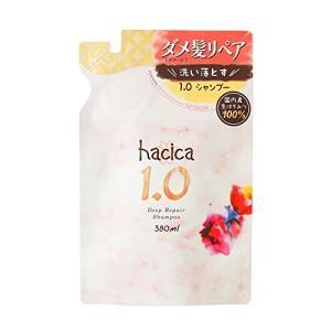 ハチカ ディープリペア シャンプー 1.0 詰替 380ML|tachibanamarketpro