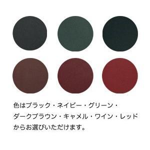 日本製本革 印鑑ケース 朱肉付き|tackcraft|03