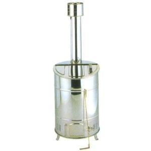 落ち葉焼却器 OED-60S [家庭用 ステンレス焼却器]|tackey