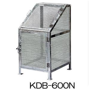 NEW メッシュゴミ収集庫  KDB-600N(組立式) グリーンライフ[大型ゴミ箱 ゴミ集積箱] tackey
