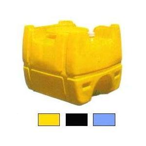 (個人宅配送OK) モリマーサム樹脂工業 ローリータンク SL-200 黄色・黒色・スカイブルー色 ...