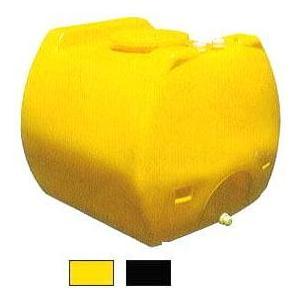 (個人宅配OK) モリマーサム樹脂工業 ローリータンク SL-700 黄色・黒色 (色選択) 700...