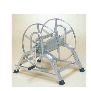 マキ太郎 DR-100 アルミ製 ホース巻取器