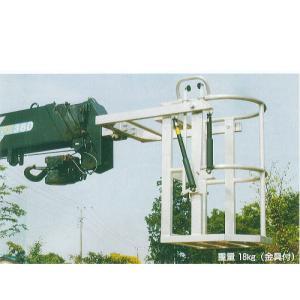 ドラゴン GD-5045 高所作業用ゴンドラ  [クレーン用 フリーロック型ガススプリング方式]|tackey