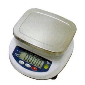 シンワ デジタル上皿はかり IP56 30kg 取引証明以外用 70107