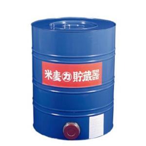 穀物貯蔵缶 カラー鋼板製 3俵入(貯米缶 貯米器 米貯蔵庫 米缶 米穀貯蔵缶)|tackey