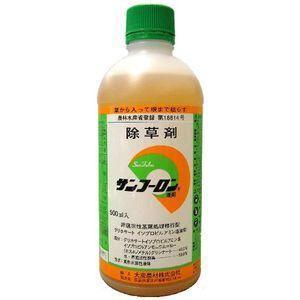 サンフーロン 500ml 除草剤 1本価格 (10本特価、20本特価有り)ジェネリック農薬 ラウンド...