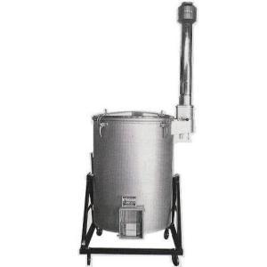 くん炭機DX-574型 クン炭・木酢液づくりに|tackey