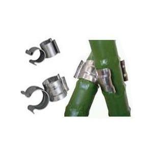 クロスクリップ タキロン農竹 カラー鋼管用 16×20・ 20×20 500 ...