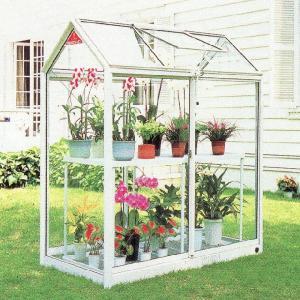 温室 プチカ WP-05型 (家庭用屋外温室) 0.5坪|tackey