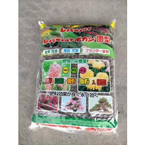 レバープランツ ボカシ肥料 大粒 5-5-5 10kg  レバートルフ