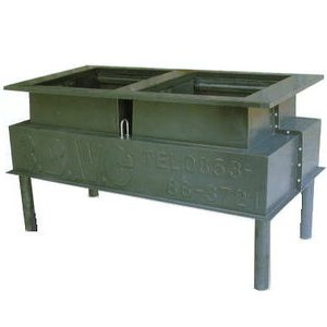 大型土のう製作器 ビービーワーカー改良2型、フレコン用 土嚢袋詰め器2型 yas|tackey