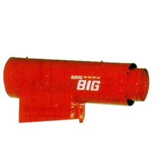 籾殻収集器籾殻BIG1LS スタンド付き イガラシ機械|tackey