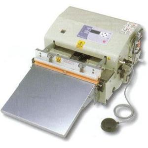電動真空脱気シーラー V-402-10W 上下加熱タイプ 200V|tackey