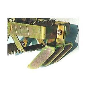 中耕除草機 たがやすパワー TP-50・TP-70・TP-90用 三つ爪|tackey