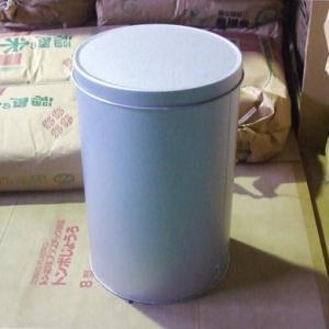 雑缶 穀物貯蔵缶 干物保存館 多用途缶 30L ガルバリウム製|tackey