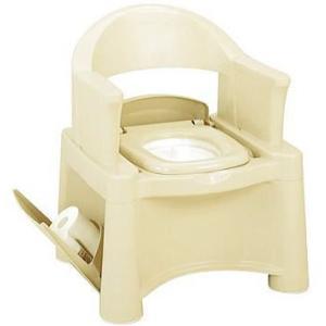 トンボ ポータブルトイレ HS型 新輝合成|tackey