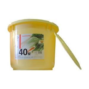 新輝合成 トンボ つけもの容器 漬物容器 40...の関連商品3