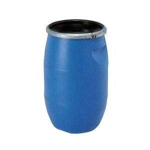 サンコー プラスチックドラム プラドラムオープンタイプ 30L SKPDO-30L-1-BL|tackey